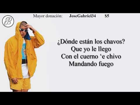 Como Soy - Pacho, Daddy Yankee & Bad Bunny (LETRA)