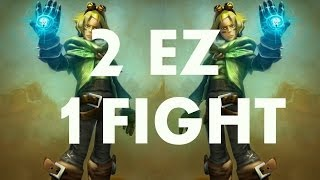 video 2 Ez 1 Fight