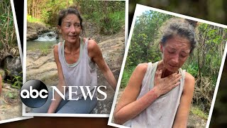 New video shows rescue of stranded Hawaii hiker