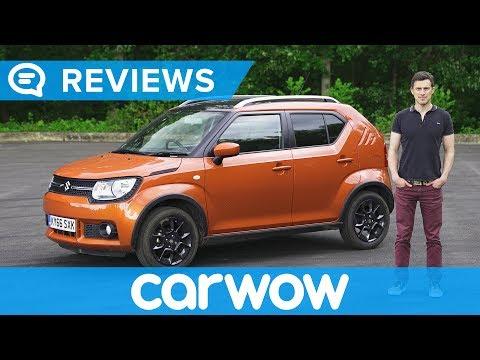 Suzuki Ignis 2018 review | Mat Watson Reviews
