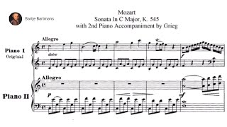 Sonata Facile: Allegro