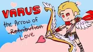 LoL Animated: 情人節小動畫