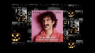 Frank Zappa (halloween) The Best HNC-81FS You Never Heard in Your Life