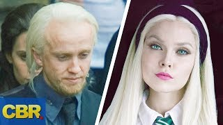 20 Things Draco Malfoy Did After Deathly Hallows