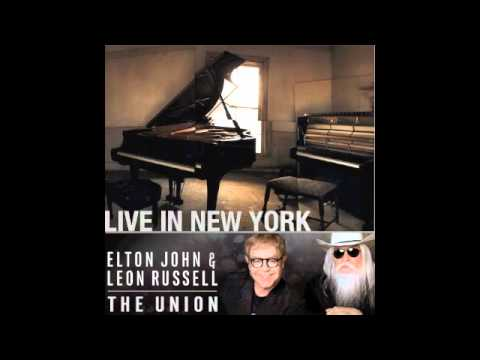 The Best Part Of The Day - Elton John & Leon Russell (Live in New York 10/19/2010)