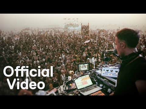 Jan Blomqvist (live) - Mayan Warrior - Burning Man 2019 (Official Video)