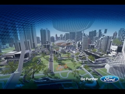 Ford Future of Mobility