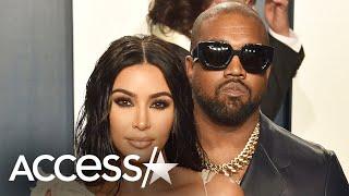 Kim Kardashian & Kanye West To Divorce (Report)