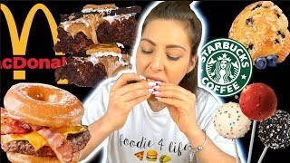 OUT OF THIS WORLD CHEATDAY | DONUTBURGER | STUFFED MONSTER COOKIES