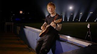 Ed Sheeran - Perfect [Live at TikTok UEFA EURO 2020]