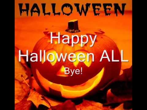 When Is Happy Halloween