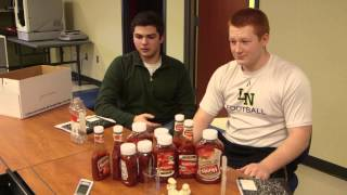 Students solve old problem with new ketchup cap