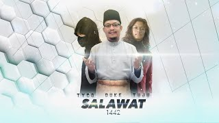 SALAWAT 1442 - DUKE, TUJU & TYCO (Official Lyric Video)