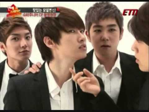 Donghae Cute  Funny Moments!!  D Part 2