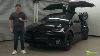 Jeffree Stars Murdered Out Tesla Model X Music Videos