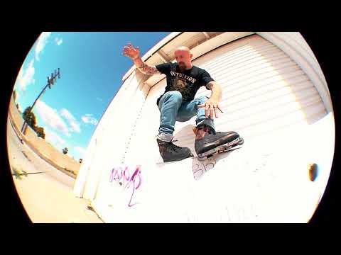 Video RAZORS Roller street SL DH2 Signature Noir