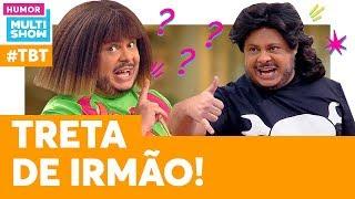 Ferdinando virou HÉTERO!?   #TBT Vai Que Cola  Humor Multishow