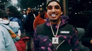 Shoreline Mafia - Chandelier (feat. Curren$y) Music Video