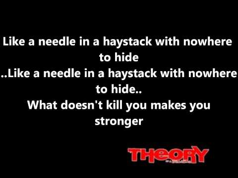 Theory of a Deadman - Quiver (lyrics)