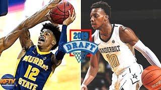Ja Morant vs. Darius Garland?!  Who's The Best PG In The 2019 NBA Draft?  Knicks Draft Talk Ep. 4