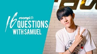 INTERVIEW | Samuel Answers Fans' Questions And Makes Your Heart Flutter