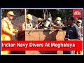INS divers deployed to rescue trapped miners in Meghalaya