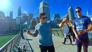 Pier Fishing San Francisco Halibut