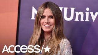 Heidi Klum Breaks Her Silence On Leaving 'America's Got Talent'   Access