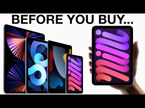 iPad mini 6 (2021) Watch THIS Before You BUY!