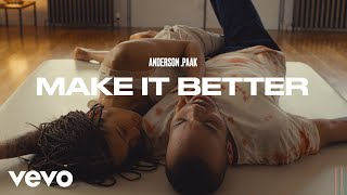 Anderson .Paak - Make It Better (ft. Smokey Robinson) (Official Video)