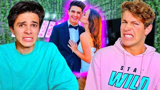 Brent Rivera EXPOSES His Wedding With Pierson... STAY WILD EP. 8