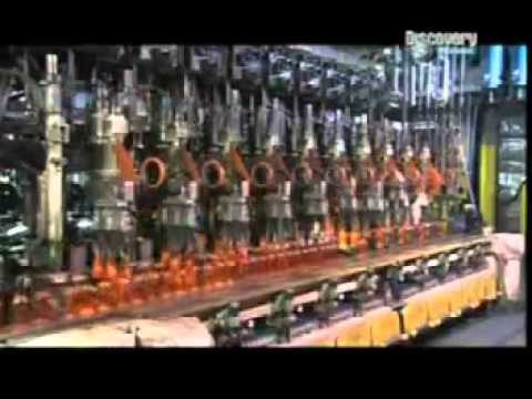 produzione bottiglie