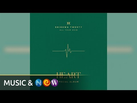 [Official Audio] SHINHWA (신화) - In The Air (with YOON MI RAE)