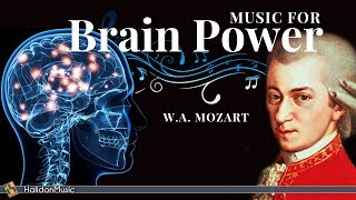 Classical Music for Brain Power - Mozart Effect