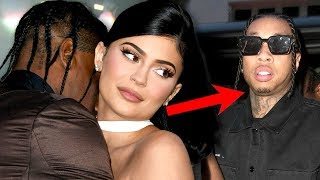 Um Kylie Jenner was caught hanging out with Tyga after break up with Travis Scott
