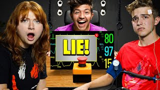 I Hired a Lie Detector for My Little Sister's Boyfriend