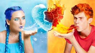 Nóng vs Lạnh - Chuyện Tình Của Chàng Trai Lửa Và Cô Gái Băng