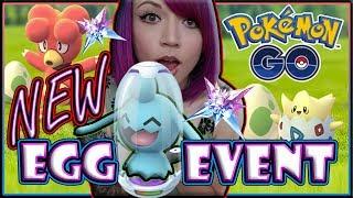 NEW EGG EVENT 2x STARDUST & COMMUNITY DAY PLANS in POKEMON GO!