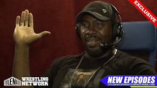 Stevie Ray tells hilarious story about David Flair getting stranded