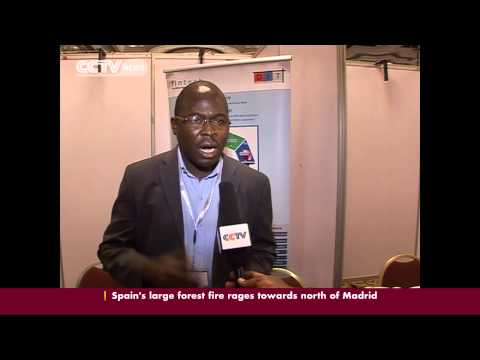 CCTV - The Ethiopia Banking And ICT Summit Held In Addis Ababa