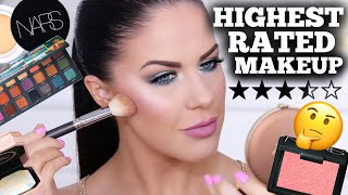 FULL FACE OF HIGHEST RATED/MOST POPULAR MAKEUP!!!