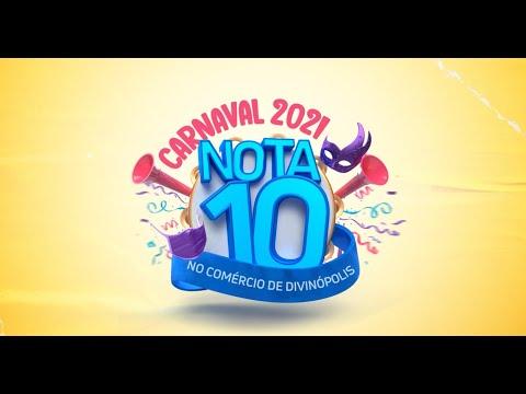 Imagem Funcionamento do Comércio em Divinópolis para o Carnaval 2021