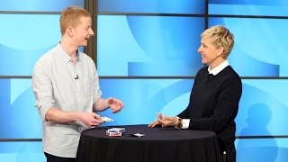 Astounding Magician Andrew Kelly