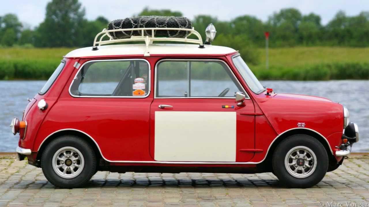 1966 austin mini cooper s mk i rally car for sale a. Black Bedroom Furniture Sets. Home Design Ideas