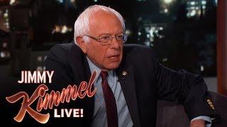 Senator Bernie Sanders on Debating Trump
