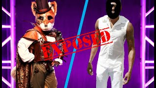 The Masked Singer FOX Exposed! + Conspiracy Theory on The Flower Reveal as Patti LaBelle