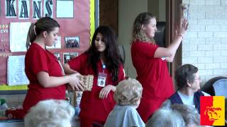 'Pitt State hosts PATH Fair (Personal Actions to Health)