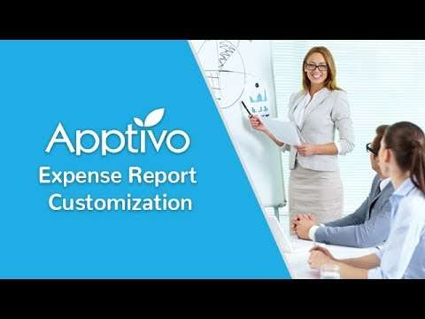 Customize App Settings in Apptivo Expense Reports