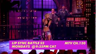 Lip Sync Battle - Kaley Cuoco vs Josh Gad