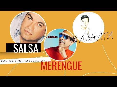 Salsa ,Merengue y Bachata Cristiana Mix ..Neftaly El Locutor